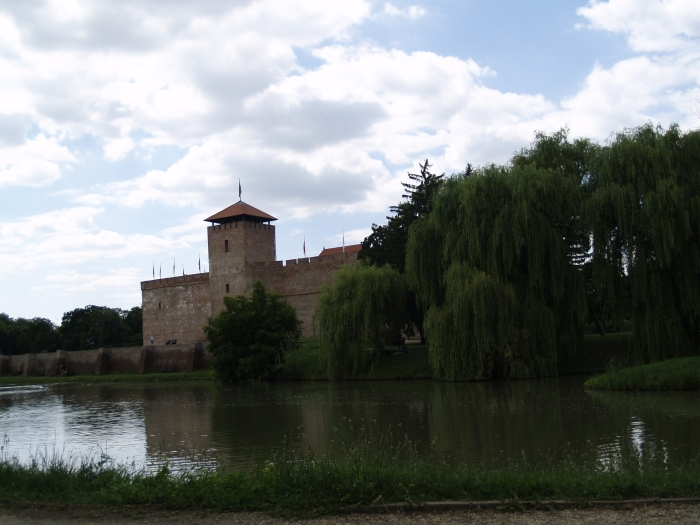 View of the castle from the Lake shore