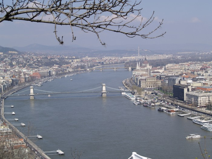 View of Danube, Budapest