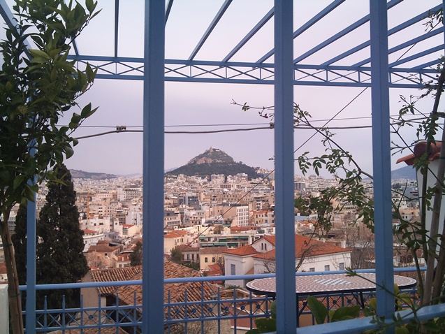 Lycabetus Hill, Athens