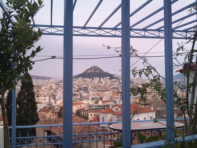 Lycabetus Hill, Athens